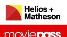 Helios and Matheson Analytics Inc. Announces Confidential Submission of S-1 Registration Statement for Proposed Spin-off of MoviePass Entertainment Holdings Inc.