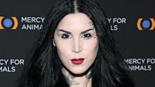 Kat Von D Just Announced She's Selling Her Makeup Brand