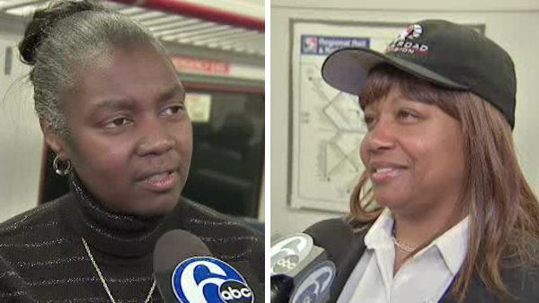 SEPTA calls 2 women 'pioneers'