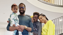 Dwyane Wade calls out critics who mocked his son for wearing fake nails: 'Stupidity is a part of this world we live in'