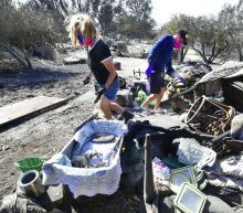 Tales of courage, survival emerge from California wildfires
