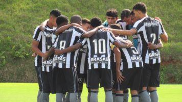 Botafogo sofre segunda derrota consecutiva no Brasileirão Sub-20