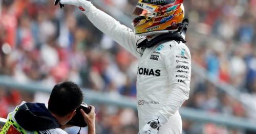 F1 - GP de Chine - Lewis Hamilton : «C'est plus enthousiasmant que jamais»