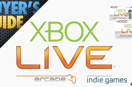 Buyer's Guide: Xbox Live Marketplace