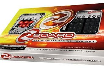 Hands-on with Ideazon's Zboard gaming keyboard