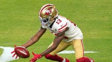 49ers activate Richie James from injured reserve