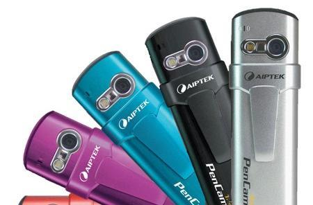 Aiptek's tiny PenCam HD Trio camcorder looks more like a highlighter