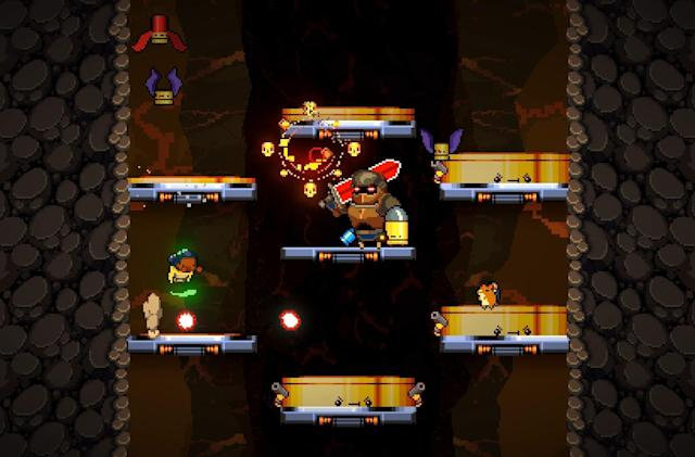 'Exit the Gungeon' lands on Nintendo Switch today