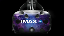 IMAX pulls the plug on its dream of VR arcades