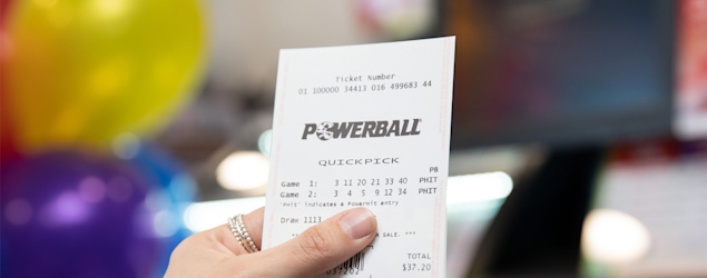 The best chance of winning $100m Powerball