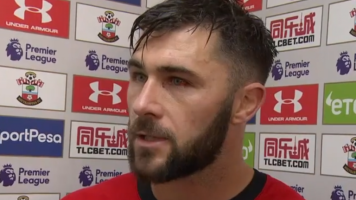 Charlie Austin's interview shows Southampton players care says Pierre-Emile Hojbjerg