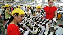 To see how Asia's manufacturing map is being redrawn, look at Nike and Adidas