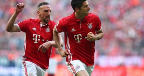 Foot - ALL - Le Bayern Munich peut être sacré champion d'Allemagne samedi soir
