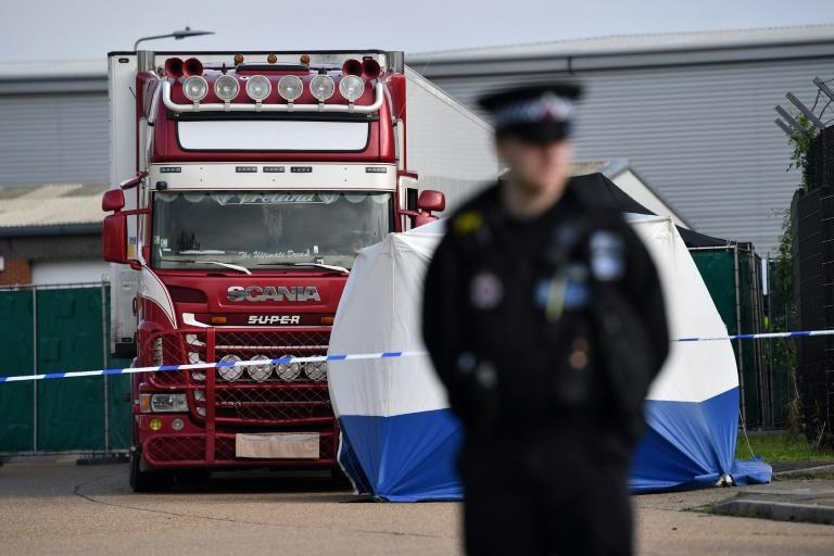 Bodies of victims found in United Kingdom  truck repatriated to Vietnam