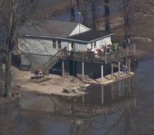 Historic Mississippi River basin flooding forecast