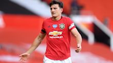 Harry Maguire: You're in the wrong sport if you're not up for Leicester shootout