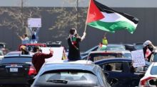 Halifax residents at pro-Palestinian rally plan to fight tickets