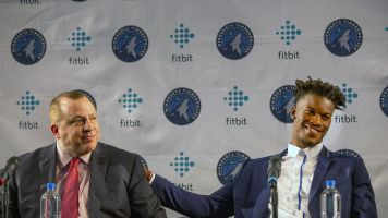Tom Thibodeau doesn't want to trade Jimmy Butler, which is reasonable and insane