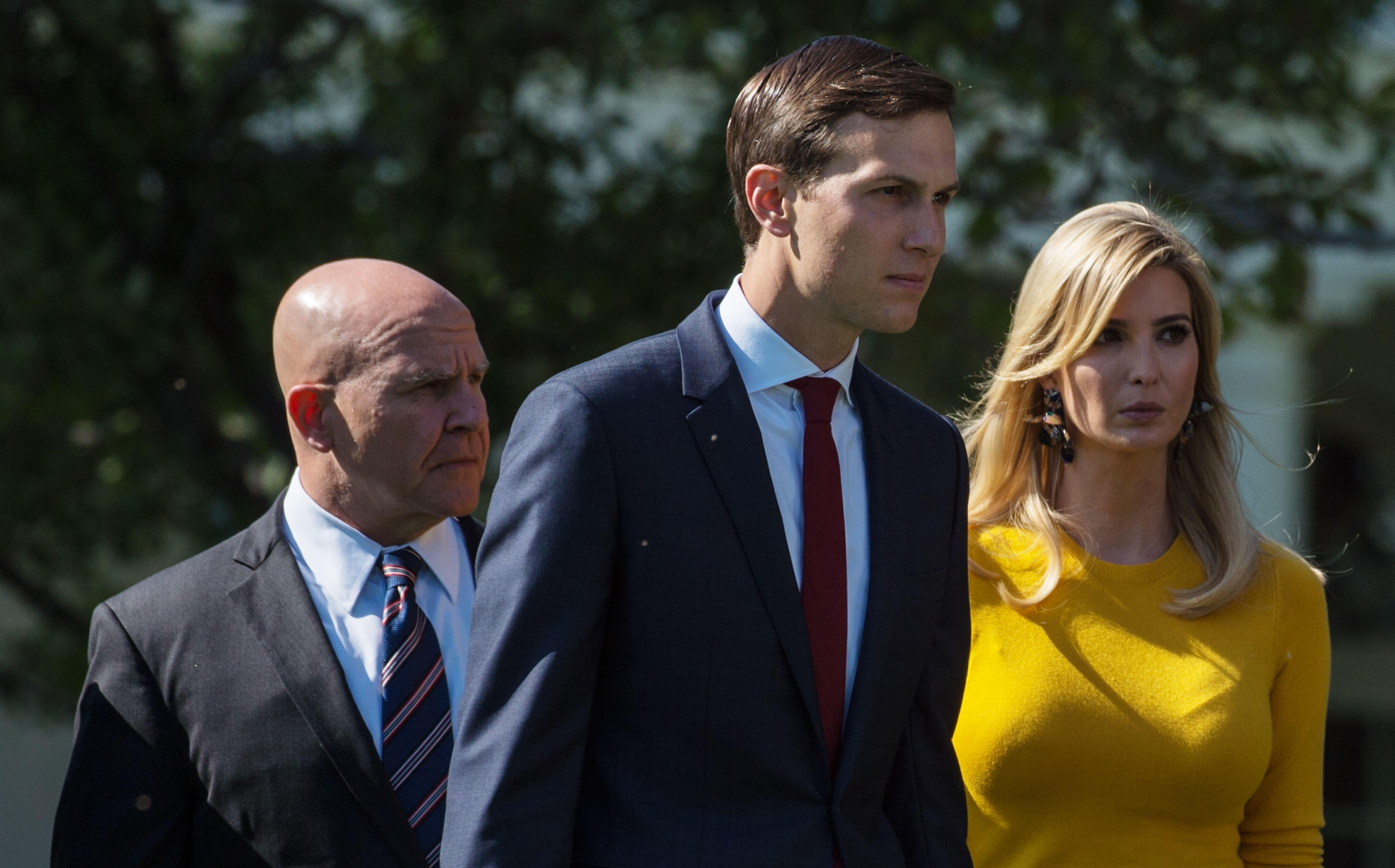 Donald Trump Wants Ivanka and Jared Kushner to Move Back Home to NYC