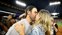 Kate Upton wore a $400 jean jacket with 'Verlander' on the back to the World Series