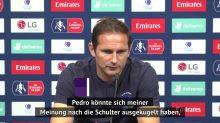 Lampard: Pulisic, Pedro und Azpilicueta fallen gegen Bayern aus
