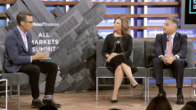 The Next-Gen Economy: Siemens' Barbara Humpton, Deloitte's Joe Ucuzoglu and NYU Prof. Michael North