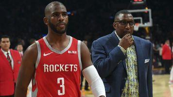 NBA suspends Paul, Rondo and Ingram