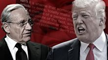 See who in court? Trump's empty libel threats target Woodward