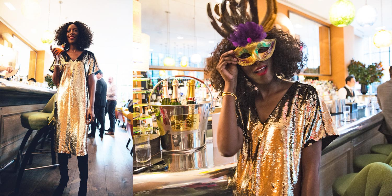 Now's the time to shine, and don't forget your mask! (Photos: Casey Hollister for Yahoo Lifestyle)