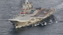 Spain under pressure to refuse refuel of Russian warships