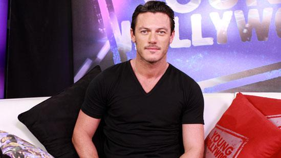 'Fast and Furious 6' Star Luke Evans's Driving Confession
