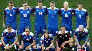 Canadian man related to 22 of 23 Iceland players