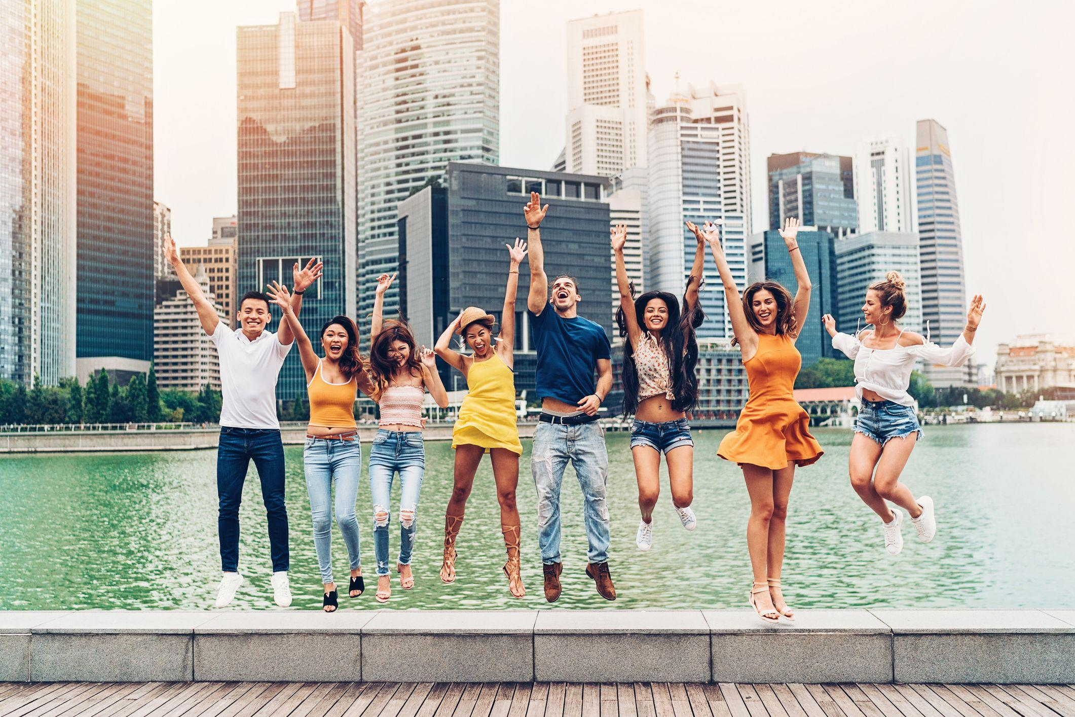 These are the best cities in Asia Pacific for millennials to live and work
