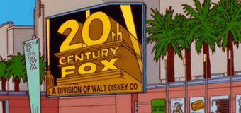 'Simpsons' predicted Fox deal decades earlier