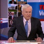 Matthews: Trump is restless and worried about Mueller