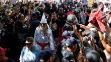 U.S. hate groups proliferate in Trump's first year, watchdog says