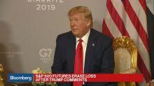 Trump: China Wants to Make a Deal