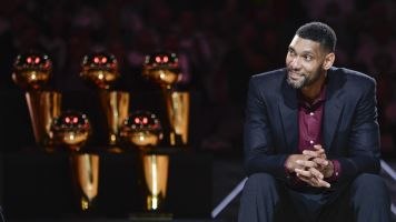 Duncan returning to Spurs as Pop's assistant
