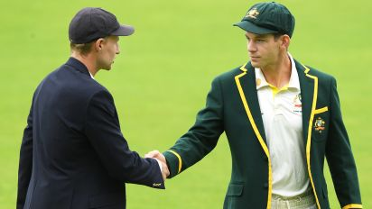 Tim Paine chuffed Joe Root watched Ashes doco
