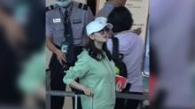 Cecilia Liu spotted in public first time since baby's birth