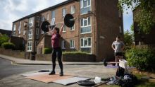 Parklife! When gyms reopen, will anyone go back?