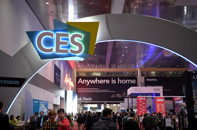 CES will return as an in-person event in 2022