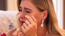 Love Island Christmas Reunion: Ellie Brown left in TEARS after row with ex Charlie Brake