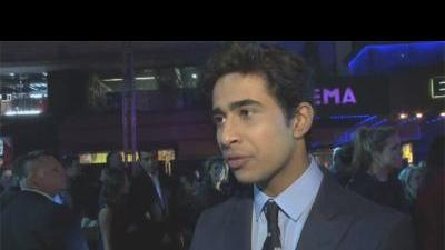 Life of Pi UK Premiere Report