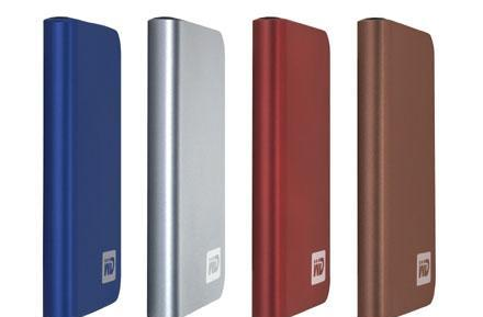 Western Digital rolls out colorful new My Passport Elite USB hard drives