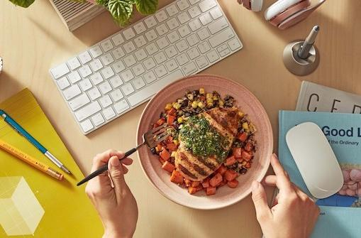 Freshly is the best option for healthy WFH lunches