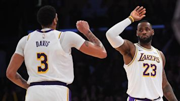 Two good: This duo is all the Lakers really need