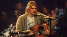 """Violão usado por Kurt Cobain em """"MTV Unplugged"""" é leiloado por R$ 31,8 milhões"""