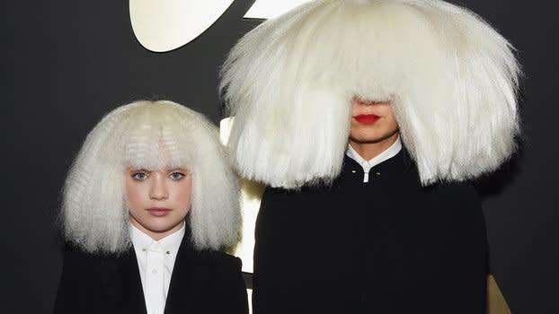 Sia and Maddie Ziegler Are BFFs IRL