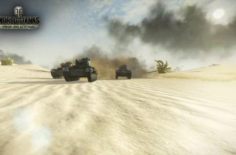 E3 2013: World of Tanks is blasting its way to the 360
